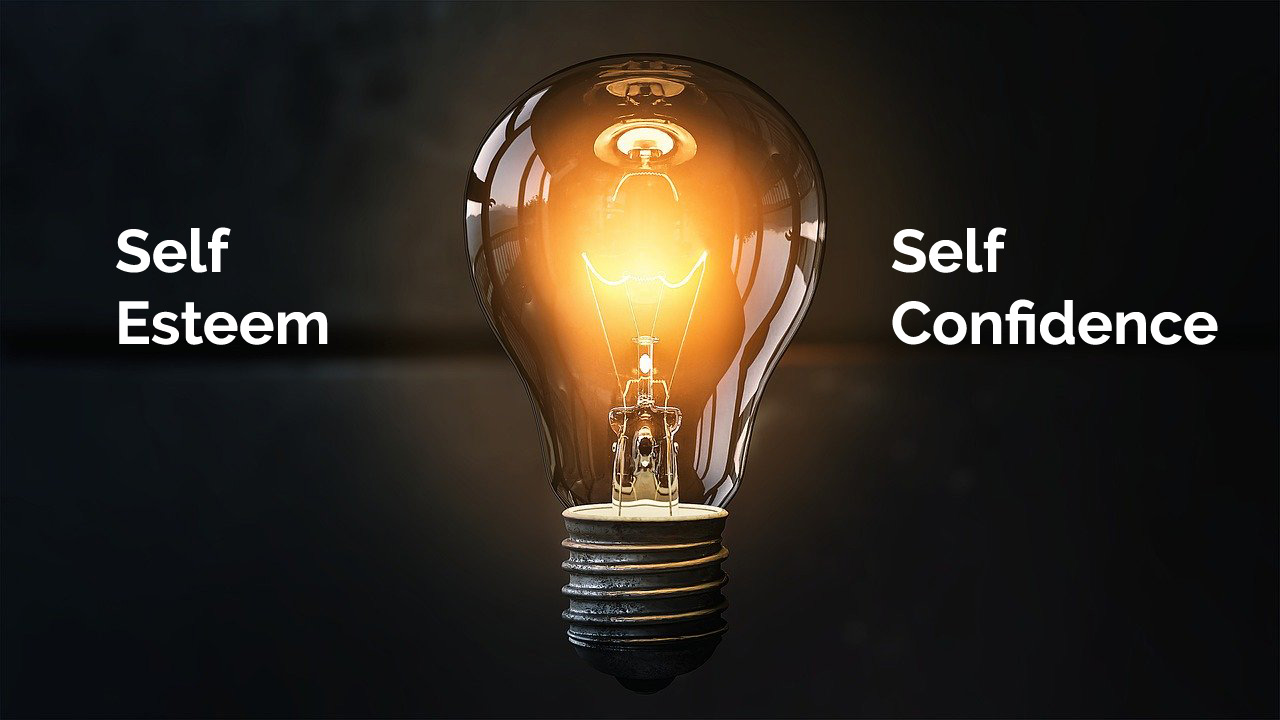 self-confidence and self-esteem