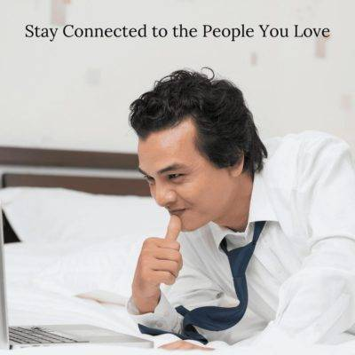 Connect with People You Love