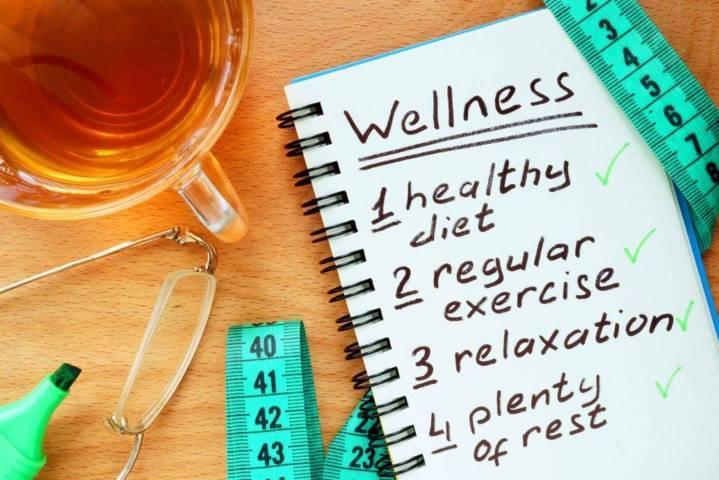 Create an outlined Wellness Plan img-fluid
