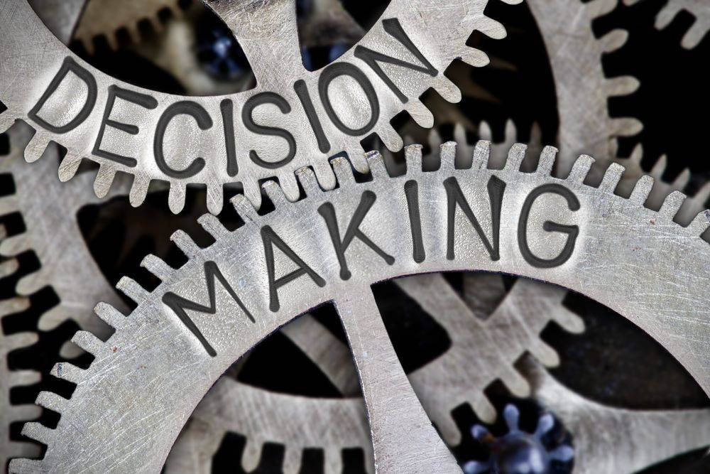 Stress factors impacting the decision making process