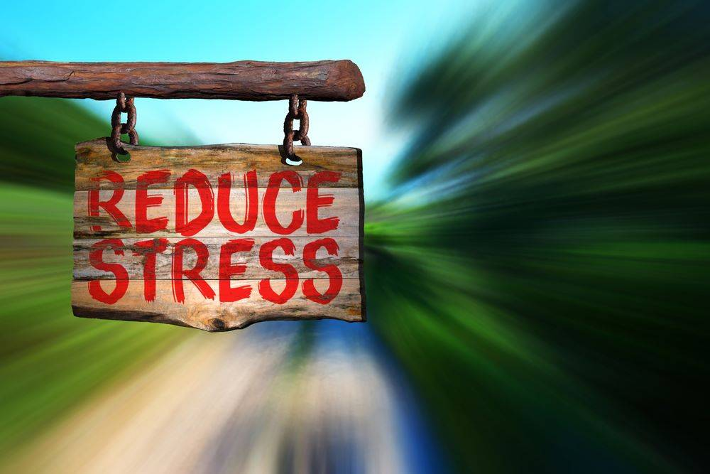 How to reduce stress around making a decision?