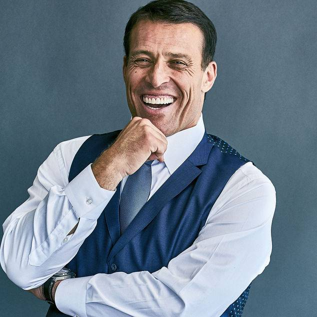 Tony Robbins - The New Science of Personal Achievement