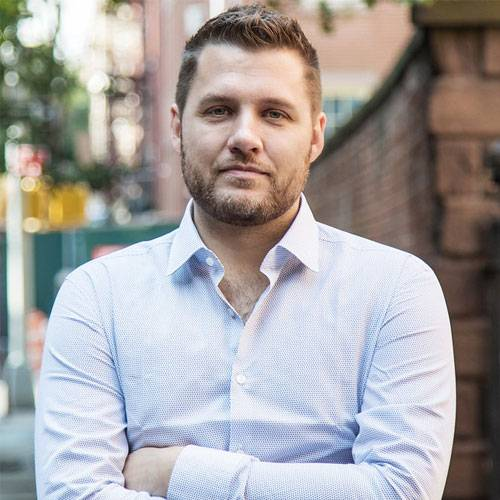 Mark Manson - Author and Blogger